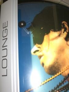 Doccia Solare ERGOLINE Lounge